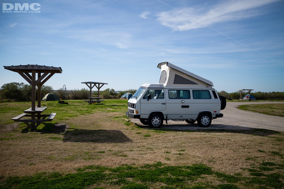 REVIEW: Galveston Island State Park