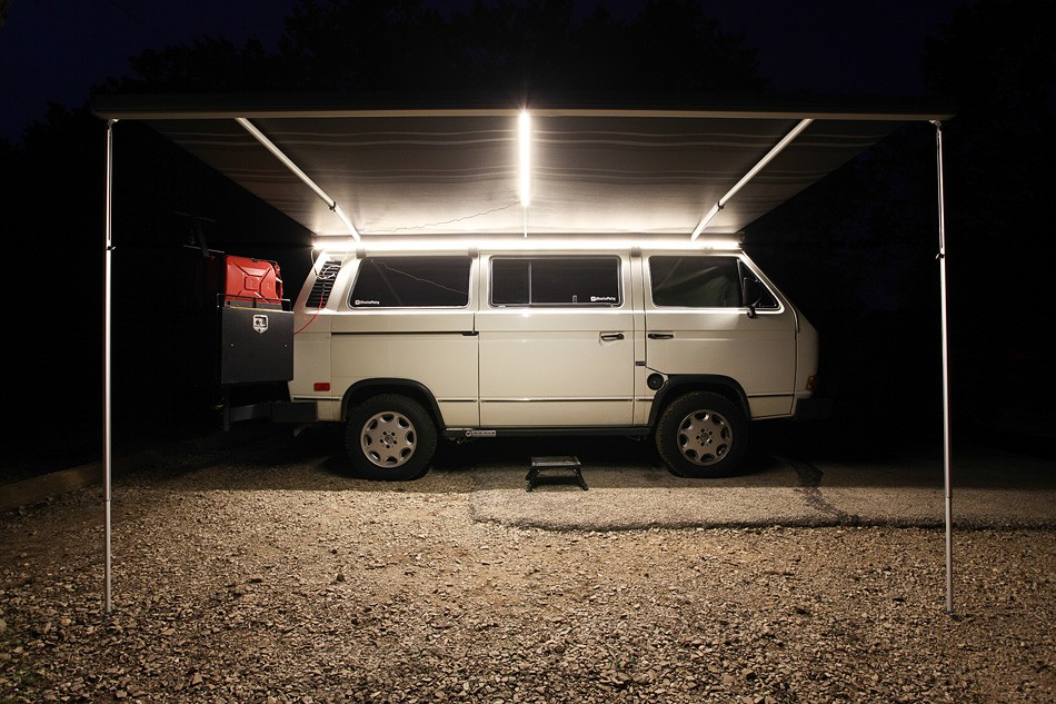 Fiamma Awning LED Lighting