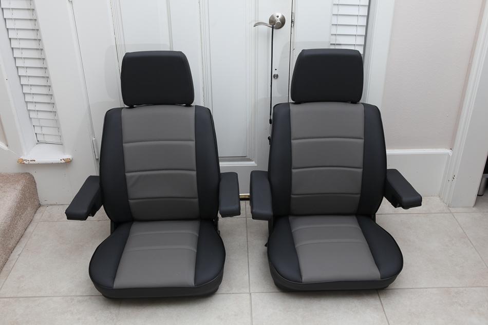 Replacement Van Seats : Texasvanagons sewfine products vanagon seat upholstery