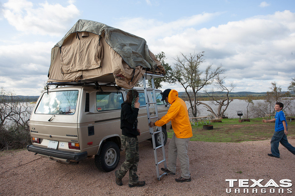 Roof Top Tent for a Vanagon or any Overland Vehicle