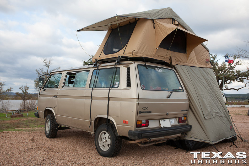 Texasvanagons Tuff Stuff Roof Top Tent