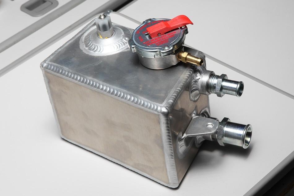 RMW Aluminum Coolant Tank