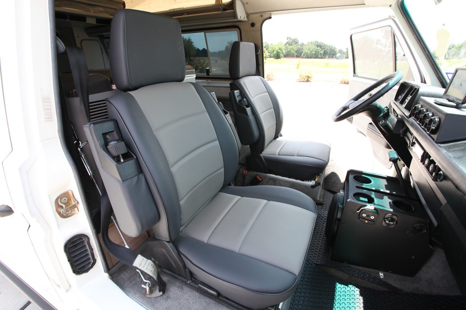 Sewfine Products: Vanagon Seat Upholstery