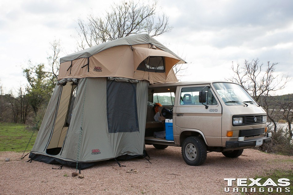 Tuff Stuff Roof Top Tent
